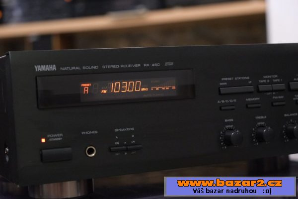 Receiver Yamaha RX-460/Japan