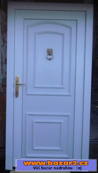 Bazos dvere vchodove
