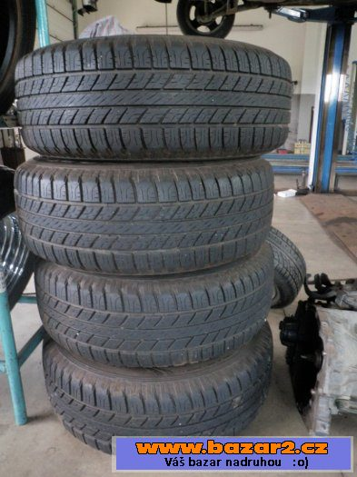 265/70R16 112H GOODYEAR WRANGLERALL WEATHER