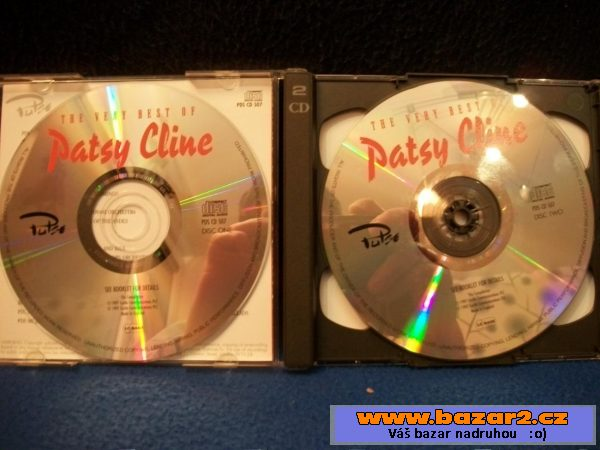 2CD Patsy Cline - The Very best of