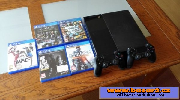 Playstation 4 pro bazar