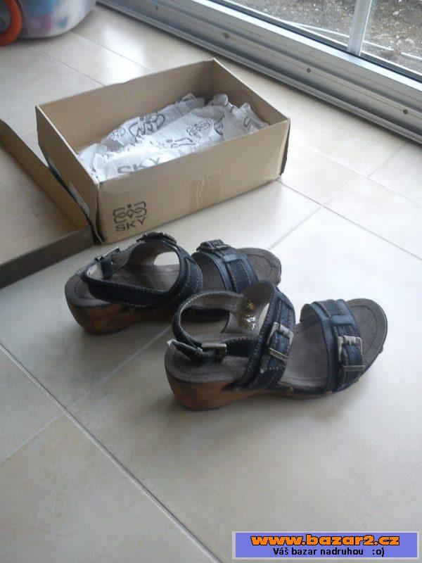dab2b8d51c Úplně nové kvalitní sandály Sky
