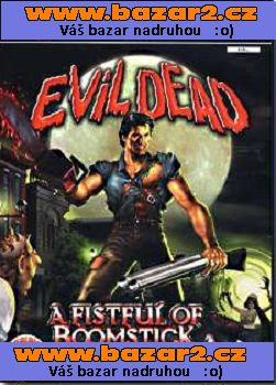 Evil Dead A Fistful Of Boomstick
