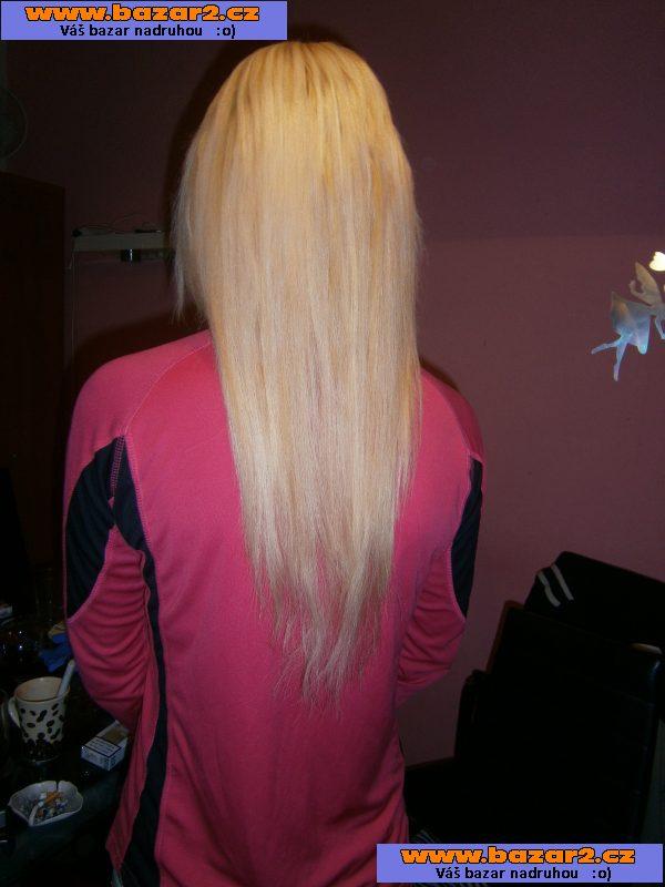 prodlužování vlasů zlín