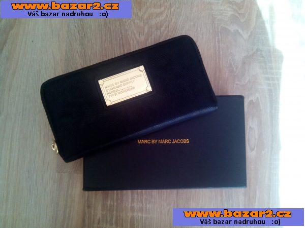 7fbec15894 Luxusní dámská peněženka Marc Jacobs ...