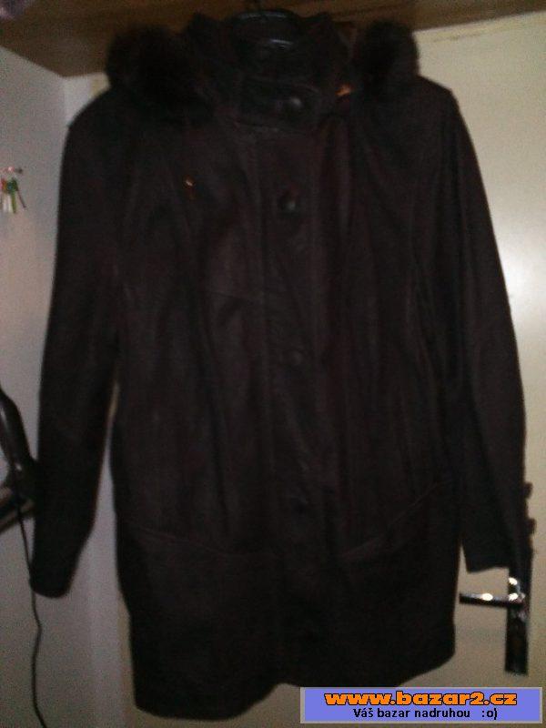 ef26f224b dámská kožená bunda, Šumperk, bazar, bazoš