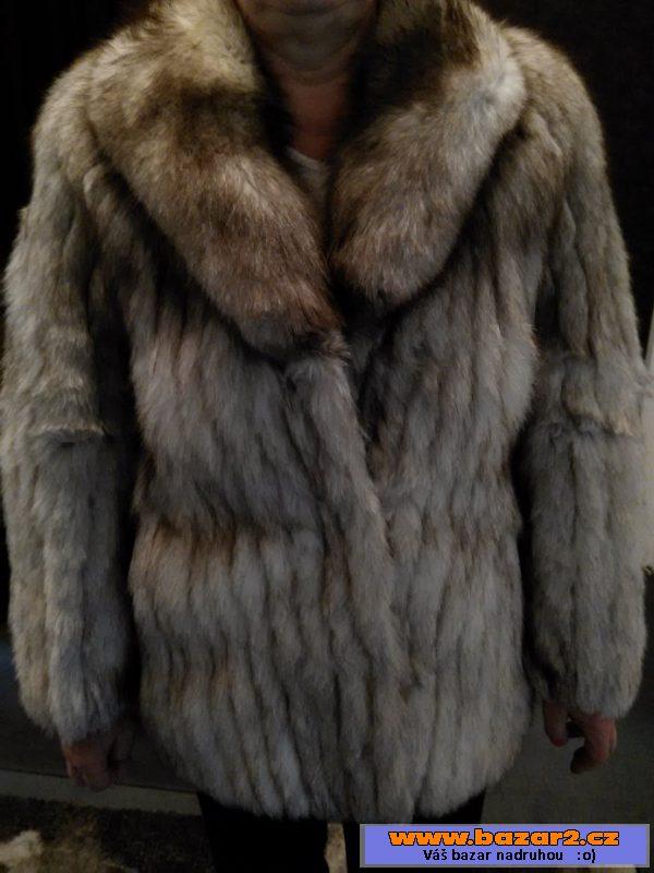 Kožich stříbrná liška - nový e775c441b8