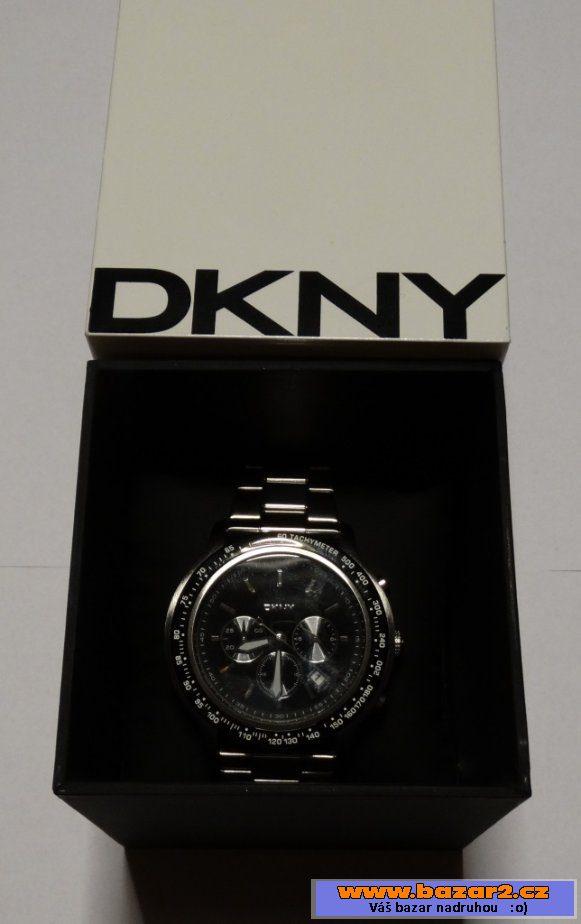 Pánské nové hodinky značky DKNY. Cena včetně poštovného 2.490 Kč. Bližší  informace na mejlíku nebo telefonu. 45d50ad9dfa