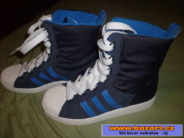 Nové nenošené dámské zimní boty Adidas. Nikdy nepoužité. Velikost - 40.  Nesedí mi velikost. PC-1500 35fa7daa45d