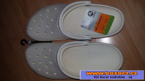 ... crocs bílé 12 90d3251c65
