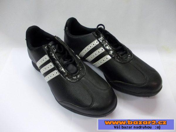 Dámské černé golfové boty ADIDAS ... 09c48292c11