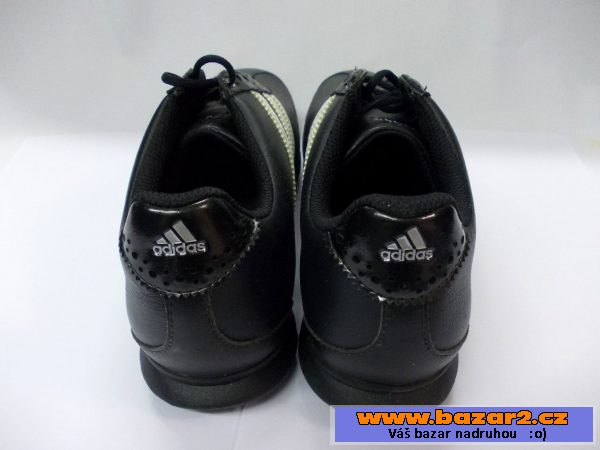 ... Dámské černé golfové boty ADIDAS ... 3ed34758df4