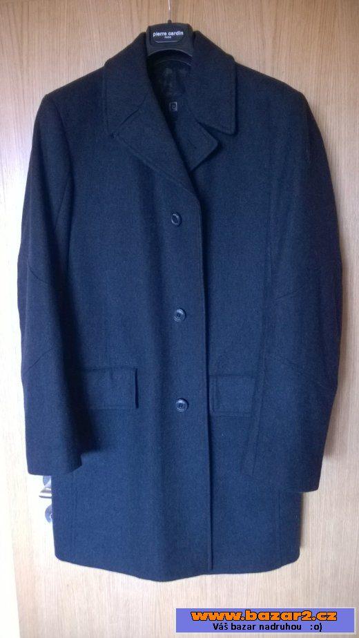 Elegantní kabát Pierre Cardin ... b9ec00c59f2