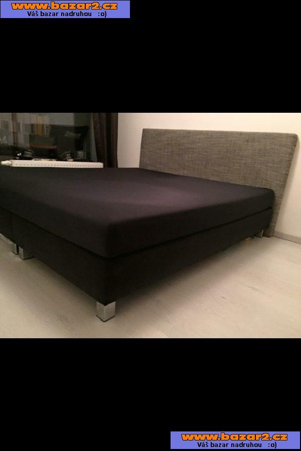 ac0dcc41bf5d Predám manželskú posteľ aj s matracom