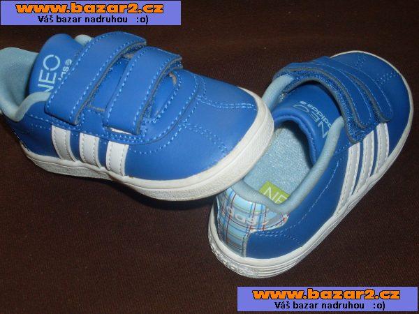 Dětské boty adidas, Vysočina, bazar, bazoš