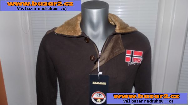 4852e31b1ed Napapijri pansky svetr S M NOVY ...