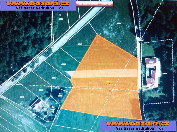 d088e51c010 Prodám pozemek v obci Šošuvka 7673m.2 cena za m. 160