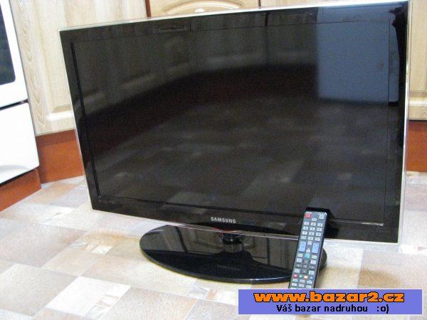 17eb6e8f4 Krásná LCD televize s LED podsvícením a tenkým designem. Nabízí 4 HDMI  vstupy, USB pro přehrávání audio/foto a video souborů, konektor VGA pro PC  a ...