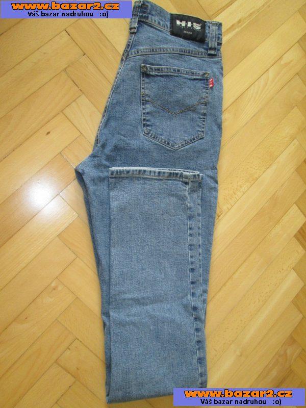 0f61fba6476 Prodám džíny do pasu zn.HIS