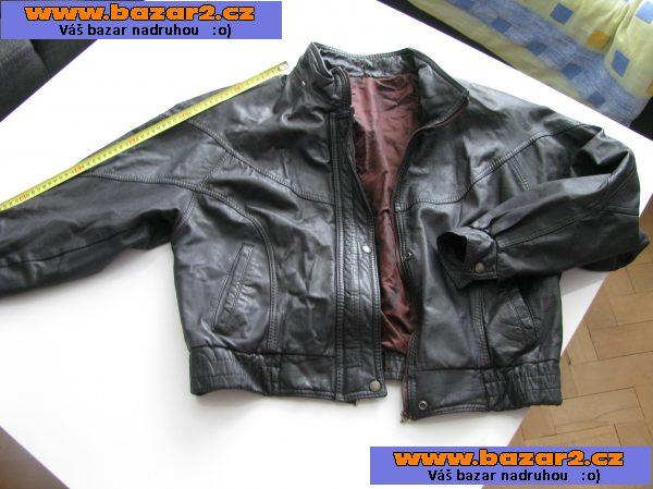 37c206755 Kožená bunda, Moravskoslezský kraj, bazar, bazoš
