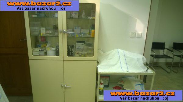 Vybavení ordinace bazar