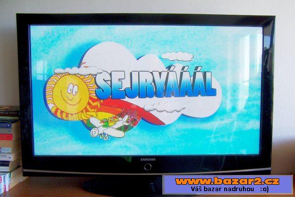 530829826 Špičková plazmová televize Samsung PS50C96HD, úhlopříčka 127 cm (50