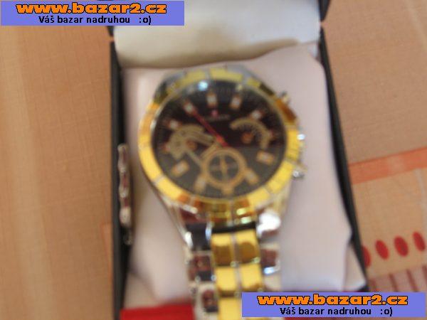Prodám nové kvalitní švýcarské náramkové hodinky Geneva. e51c7d718d6