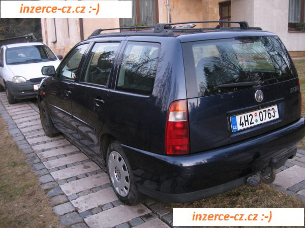 vw polo variant 1.6