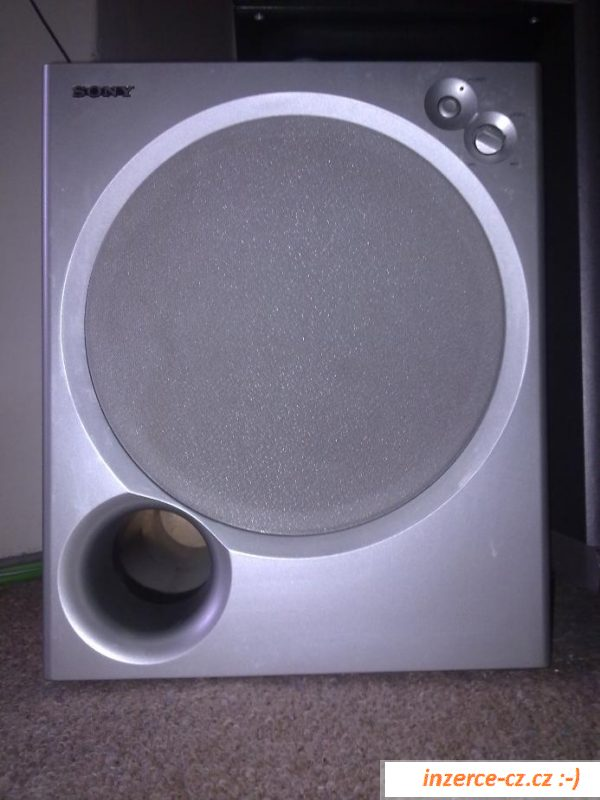Active subwoofer Sony