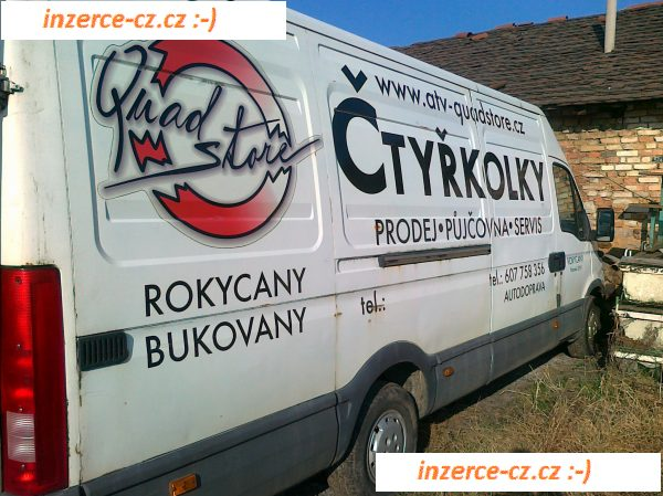 IVECO Daily MAXI 2003