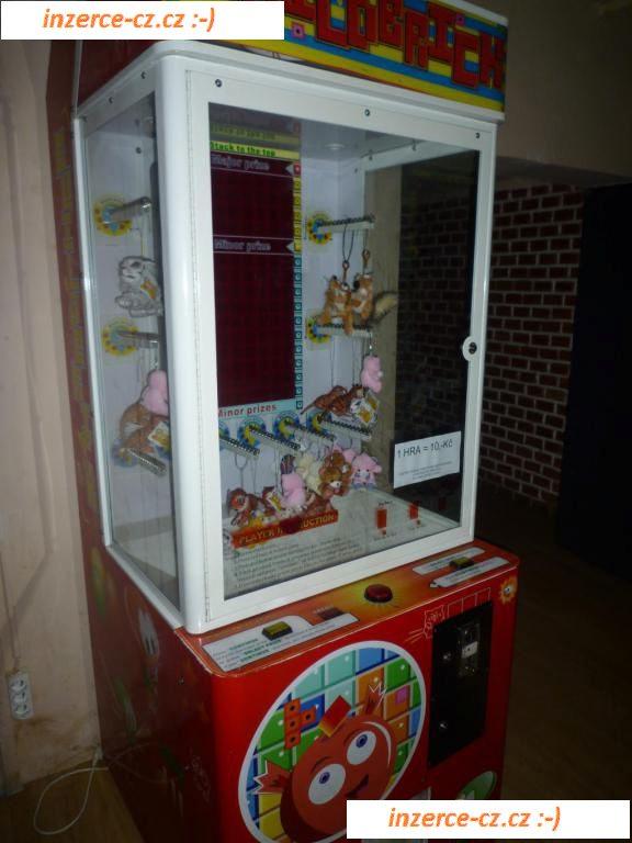 00e2e8163 zábavný automat na věcičky, Všechny lokality, bazar, bazoš