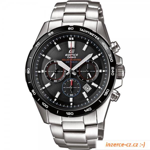 Pánské hodinky Casio Edifice EFR 518SB-1A ... f6bde9dbb7