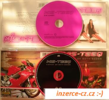 CD MisTeeq Jungle Brothers Carl Cox