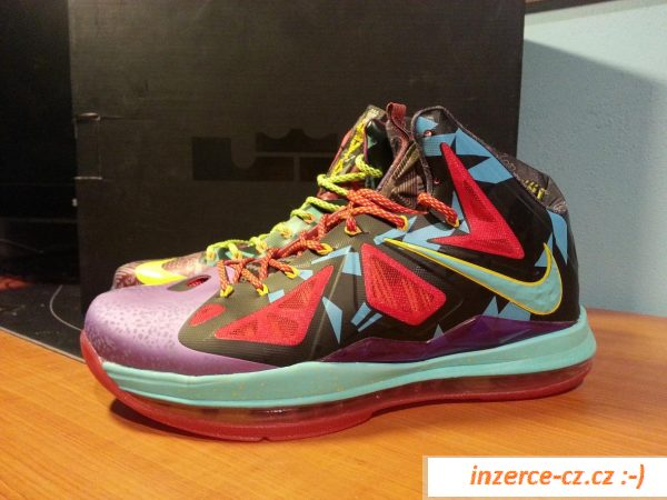 f1891554af Nike LeBron X MVP ...
