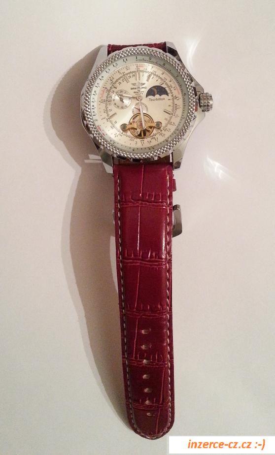 e0d7fd65a Krásné pánské hodinky, automaty, Teplice, bazar, bazoš
