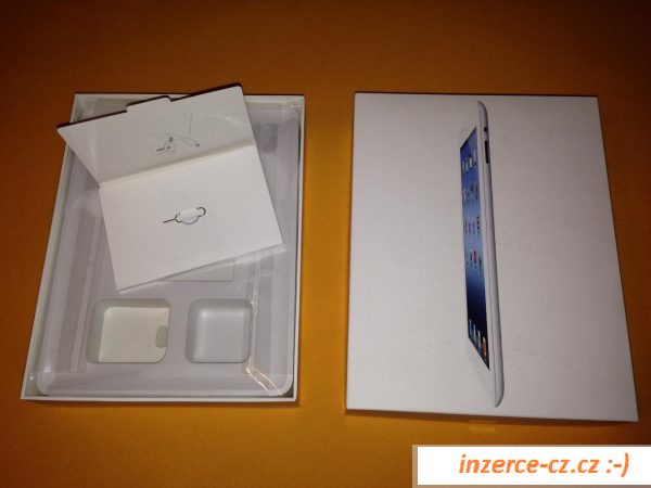 IPad 3 64GB wifi + 3G, Smart Cover
