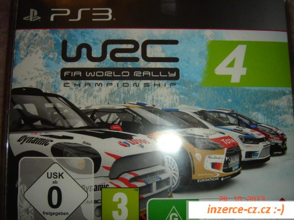 WRC 4: FIA World Rally...