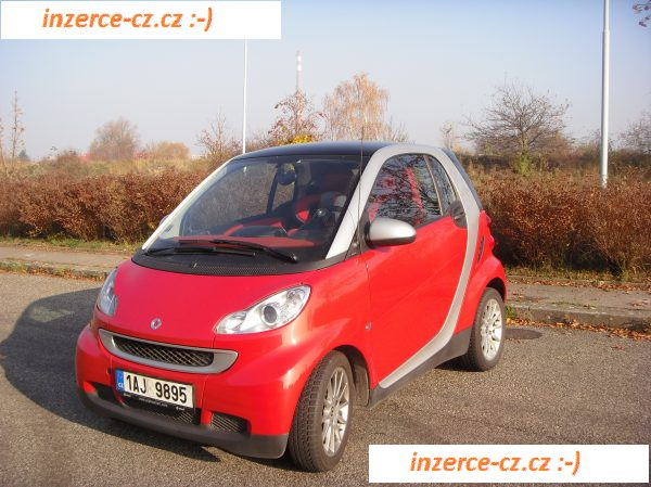 Smart fortwo 1,0 mhd