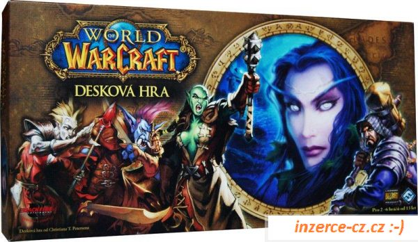 Komplexní hra The World of Warcraft