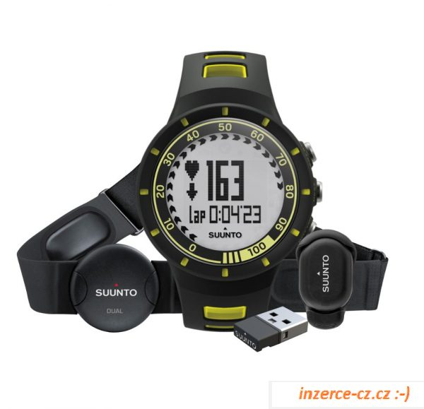 Hodinky SUUNTO QUEST RUNNING PACK