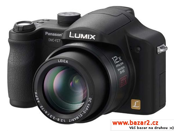 Panasonic DMC-FZ7