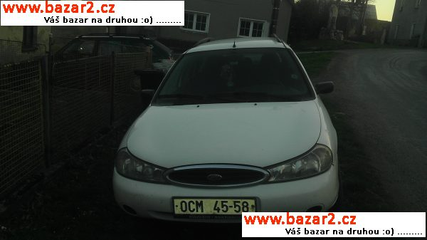 Ford Mondeo combi 1,8TD