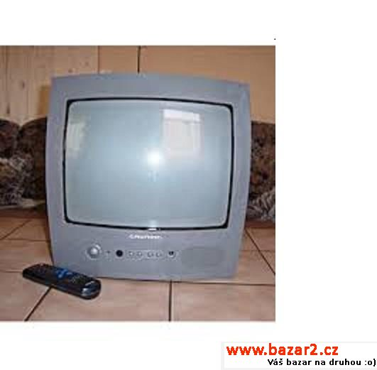TV Grundig DAVIO37 + set-top-box
