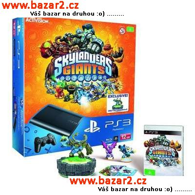 Sony PlayStation 3 - 12GB Skylanders