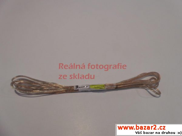 Reproduktorový kabel Real Cable 0,75 mm2