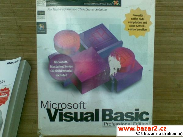 Visual Basic 5.0 Professional CDSET