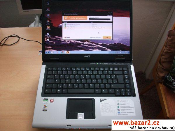 Acer Aspire 3103WLMI, Česká Lípa, bazar, bazoš