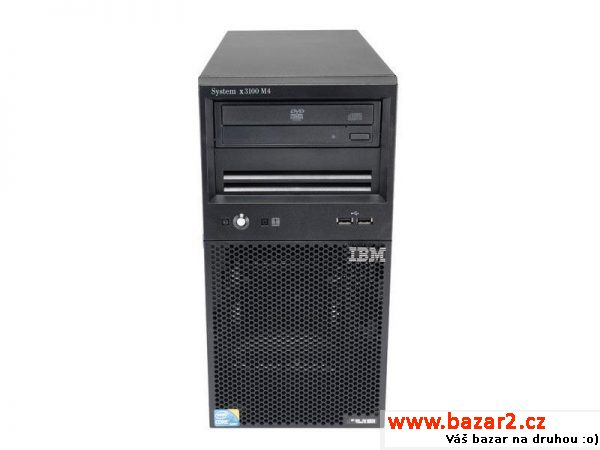 Server IBM x3100M4 Tower
