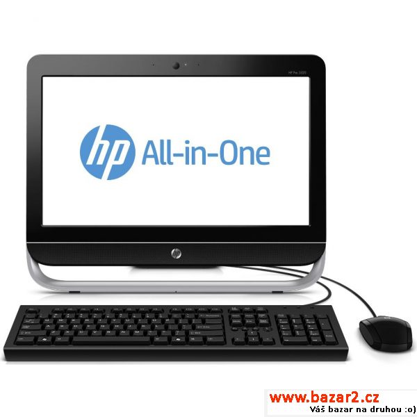 HP Pro All-in-One 3520 Business PC