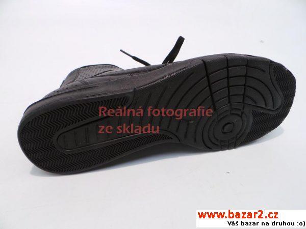 ... černé Dámské kotníkové tenisky Nike 10b1d88f169